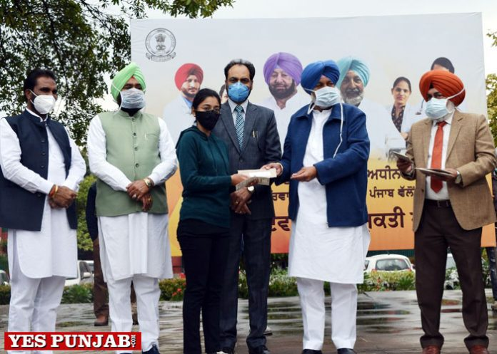 Balbir Sidhu gives Appointment Letters