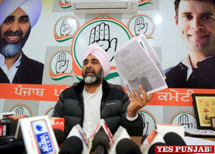 Manpreet Badal speaking