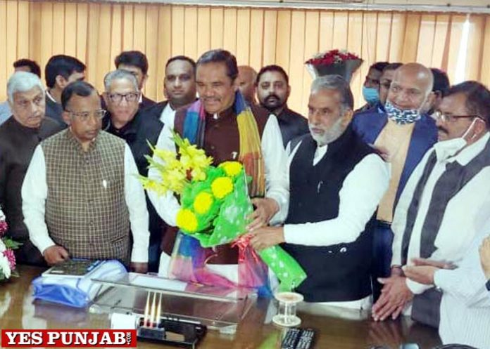 Sampla Chairman National Commission for Scheduled Castes