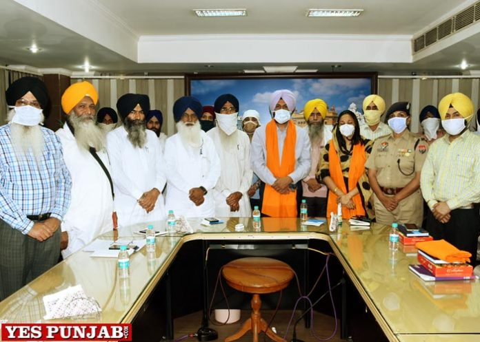 SGPC appeals to Mayors to support Parkash Purb events
