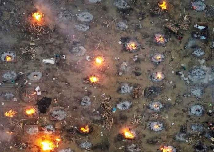 Mass Cremation in India