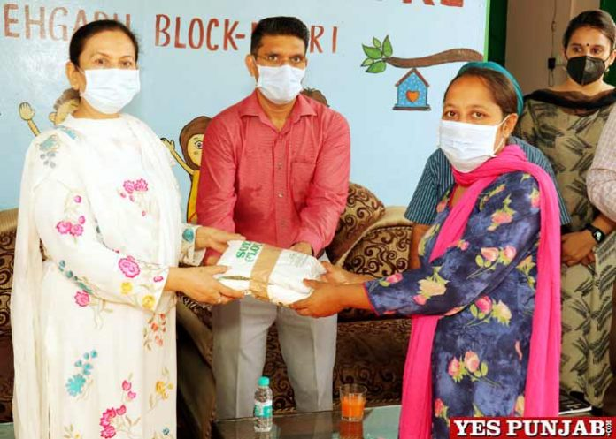 Aruna Chaudhary launched nutritious diet food