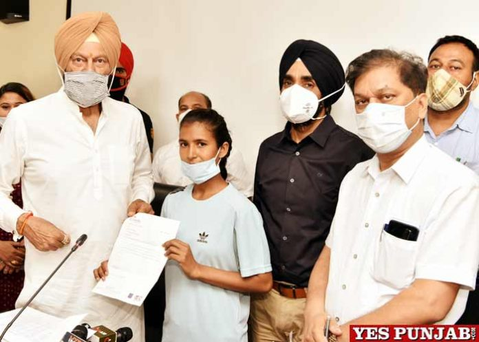 Rana Sodhi wishes Olympic participants