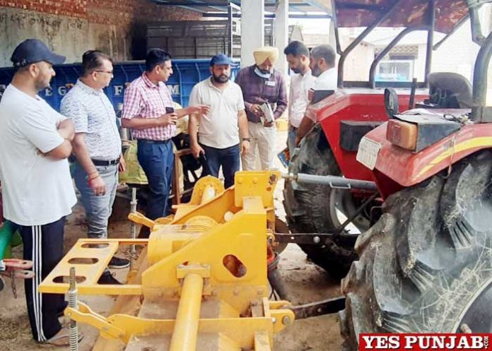 Agriculture Machinery available Online