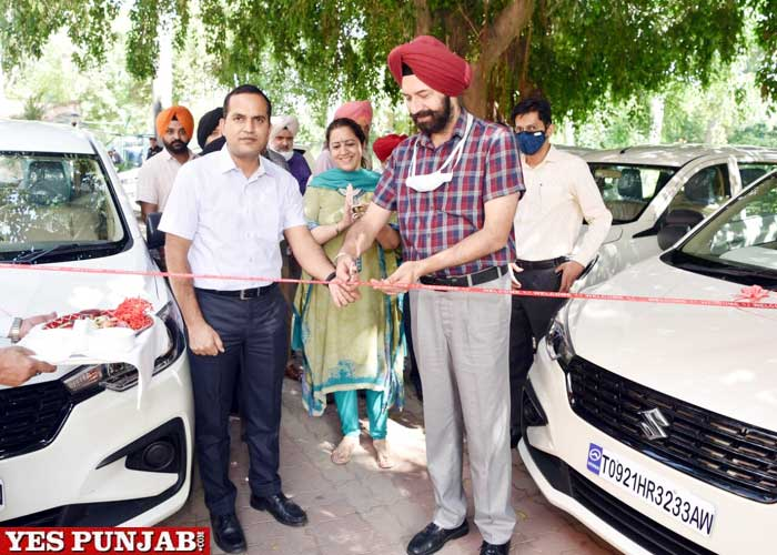 SIPR and CIPR hand over new vehicles 2
