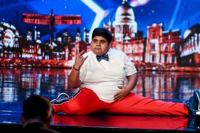 Akshat Singh Britain Got Talent