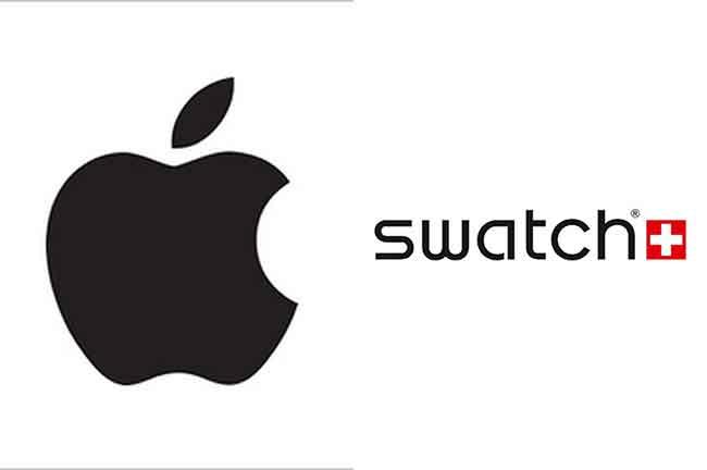 Apple Swatch Logo