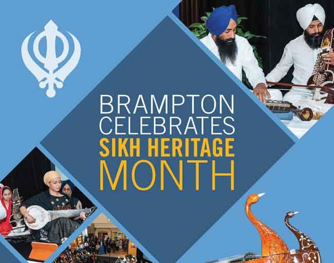 Brampton Sikh Heritage Month 2019