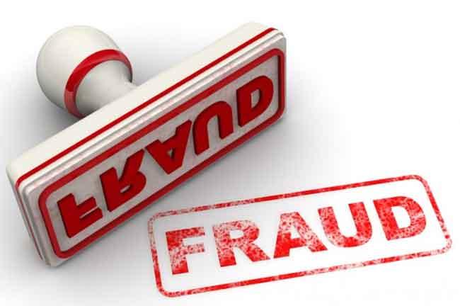 Fraud Stamp Logo