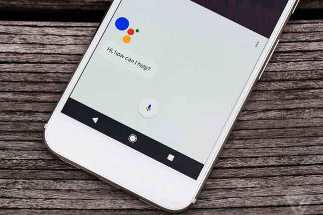 Google Asistant Smartphone