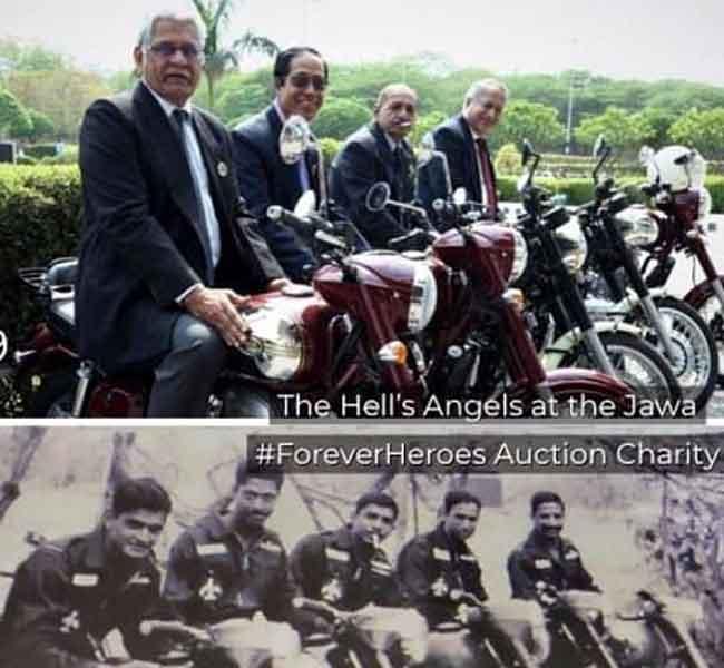IAF Pilots 1971 2019