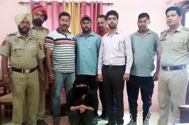 Jalandhar and Moga Police bust Smuggling Racket