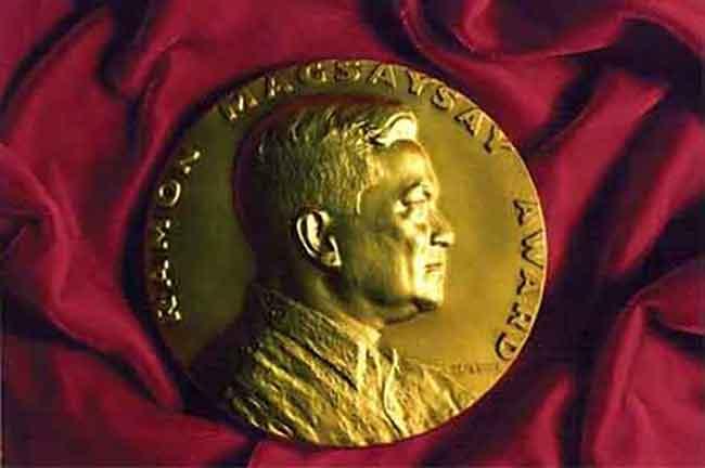 Magsaysay Award