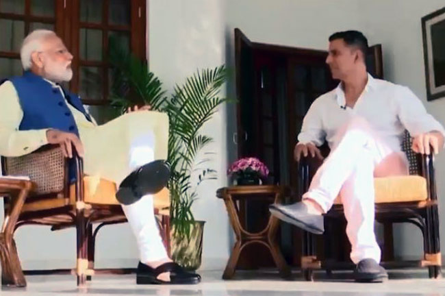 Modi Akshay Interview