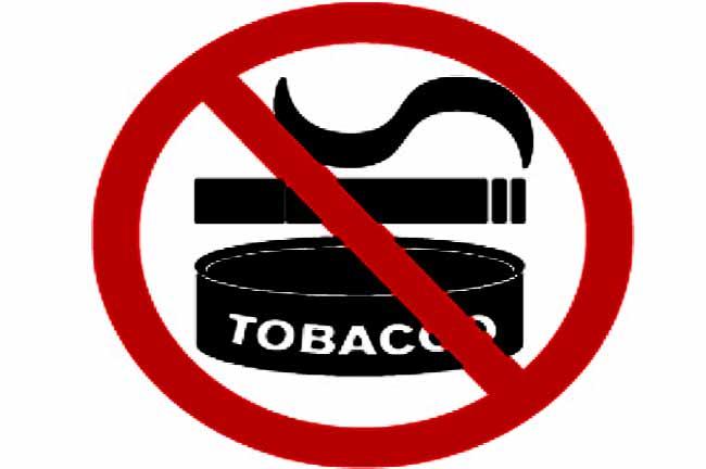 No tobacco Logo