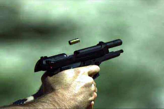 Pistol Firing Nat1
