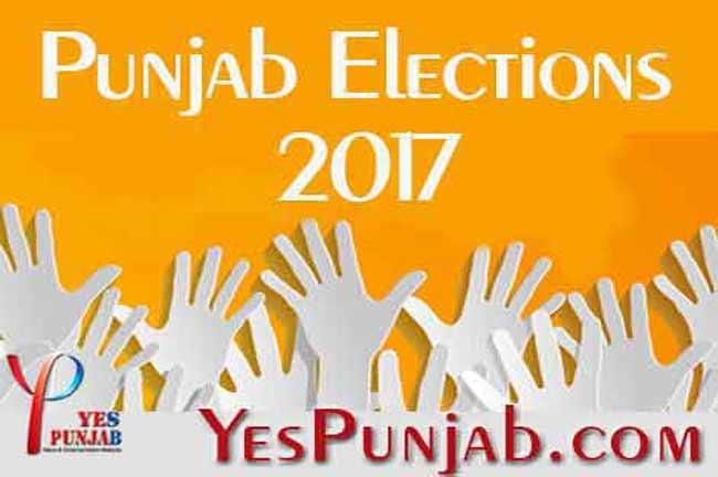 Punjab Elections 2017 Logo