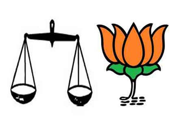 SAD BJP Logo