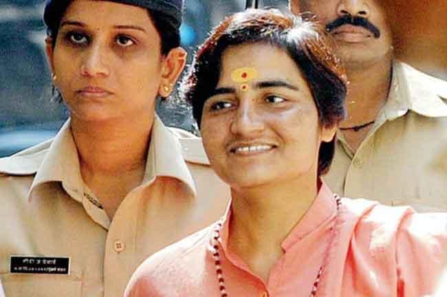 Sadhvi Pragya Says Hemant Died