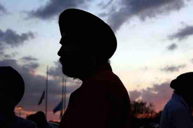 Sikh Shadow
