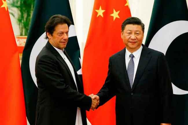 Xi Jining Imran Khan