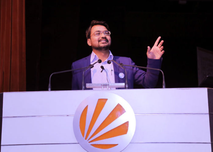 Adani Group Swachhata ka Satyagraha project at LPU