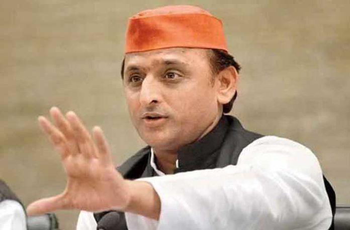 Akhilesh Yadav SP