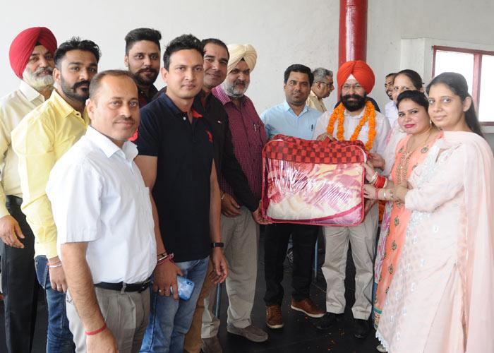 Amarjit Singh 2 Superannuation