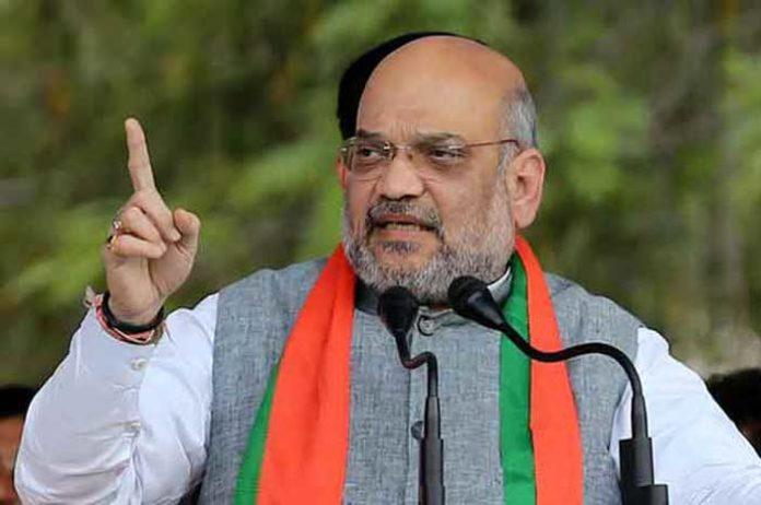 Amit Shah Diplomatic win
