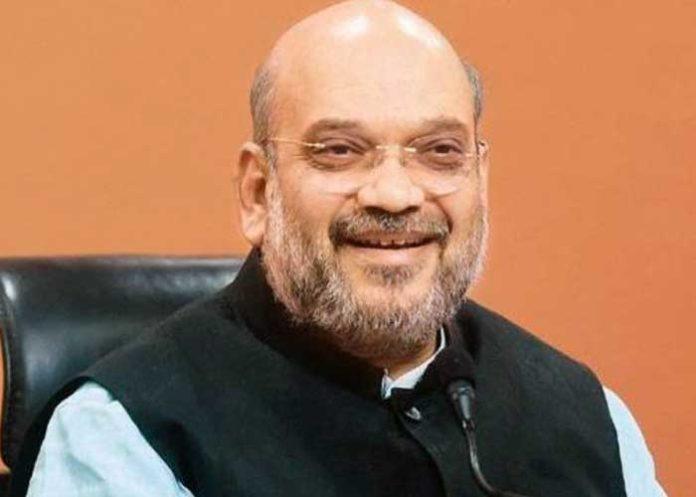 Amit Shah Leaves