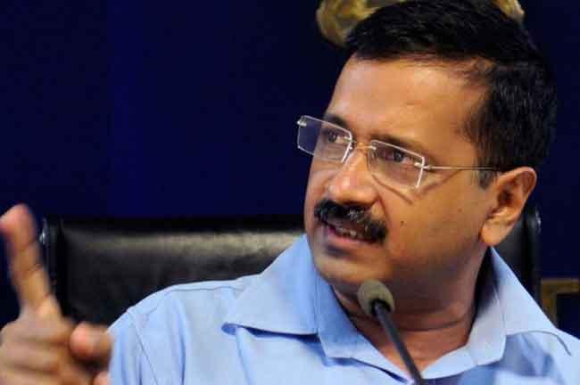 Arvind Kejriwal democracy means
