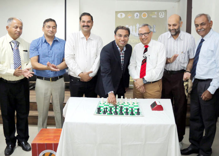 National Rapid & Blitz Chess Championship 2019 inaugurated at LPU