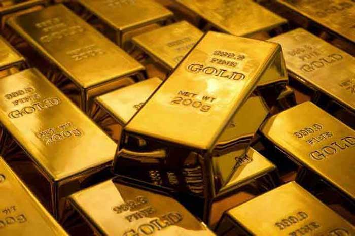 Gold Bar 1