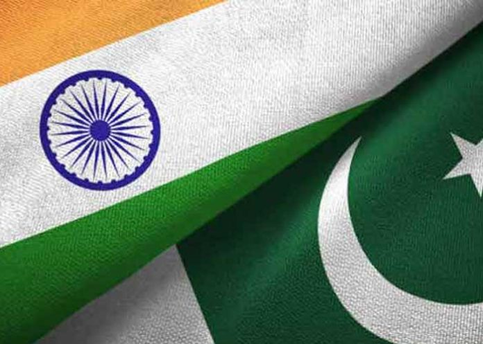India Pak Flag