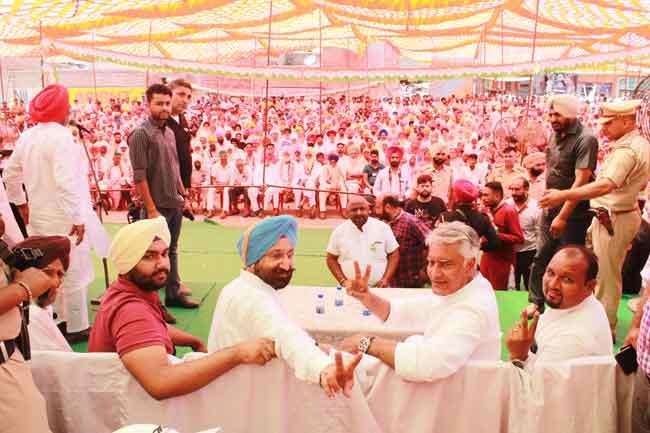Jakhar Dharamkot Randhawa Rally
