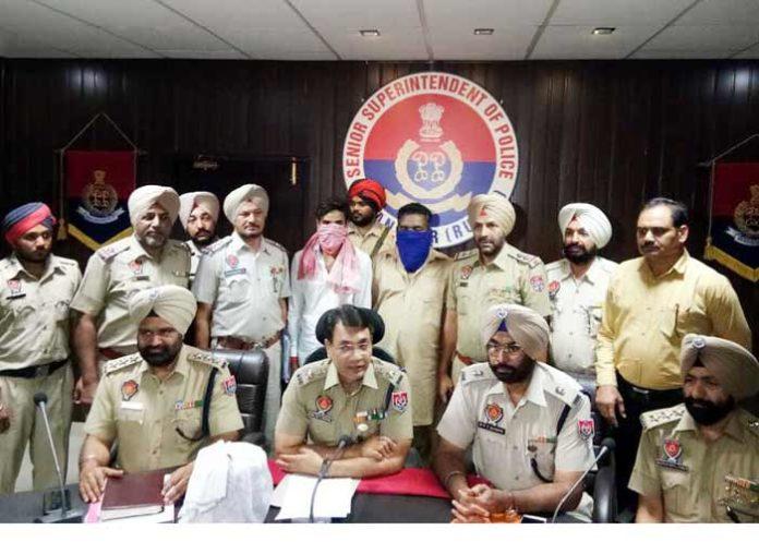 Jalandhar Rural Police arrest Drug Peddlers