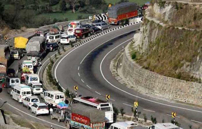 Jammu Srinagar Highway 1 1