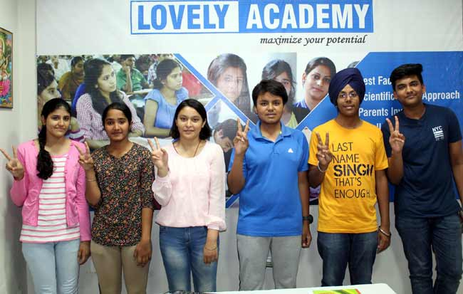 Lovely Academy Students