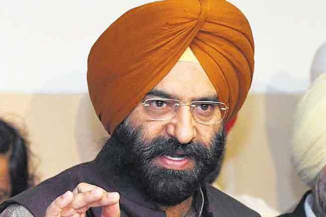 Manjinder Singh Sirsa Speaking