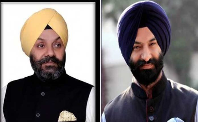 Manjit Singh GK Manjinder Sirsa