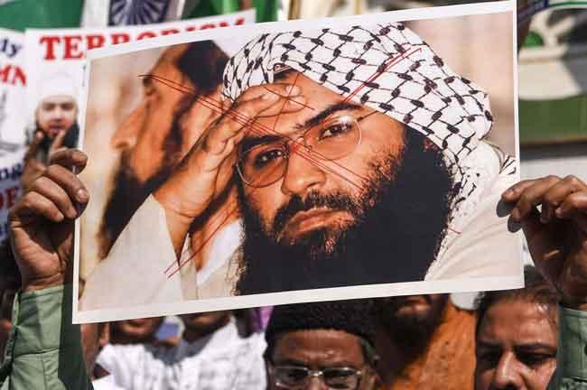 Masood Azhar Global Terrorist