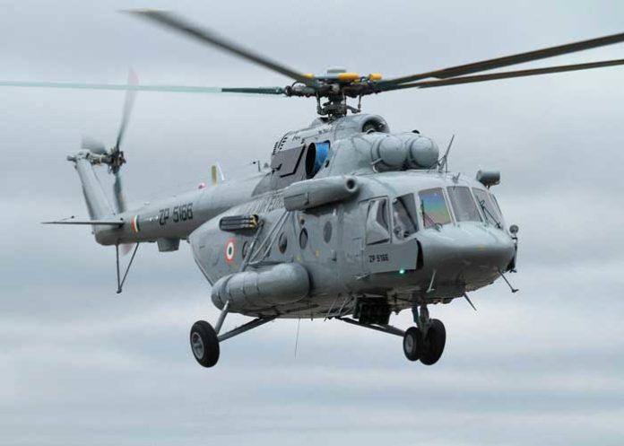 Mi 17 Helicopter IAF