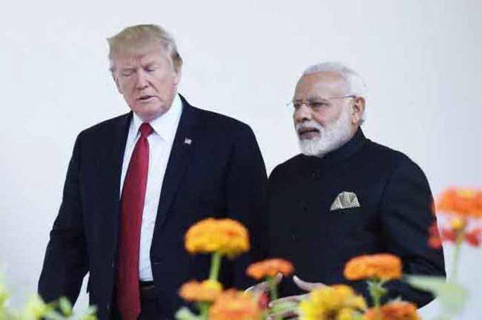 Modi Trump 1