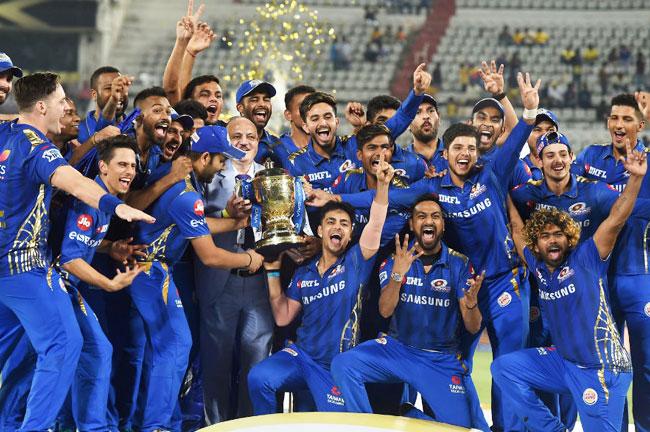 Mumbai Indians IPL 2019 Winner