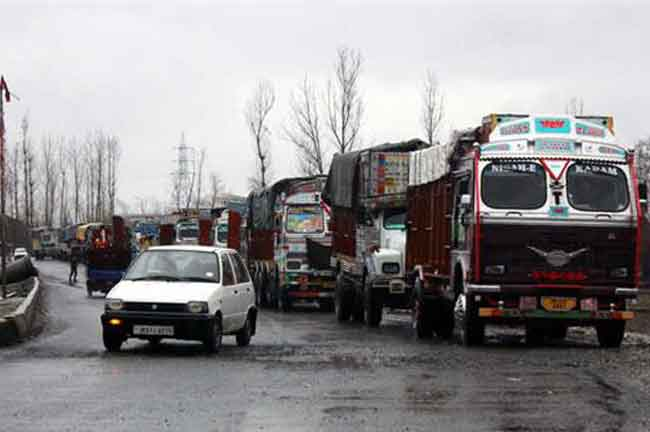 NH 44 Jammu Kashmir