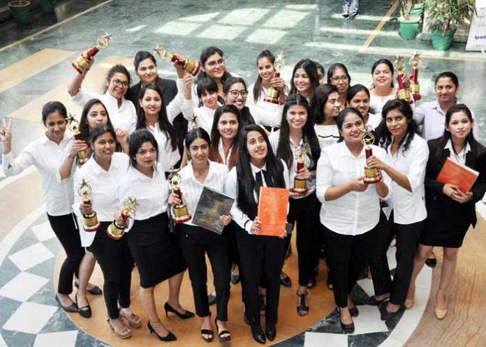 NIIFT Mohali FMM GMT Students