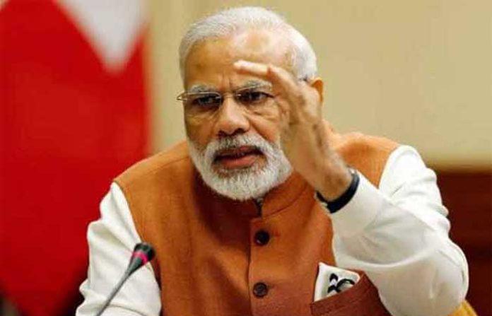 Narendra Modi Says