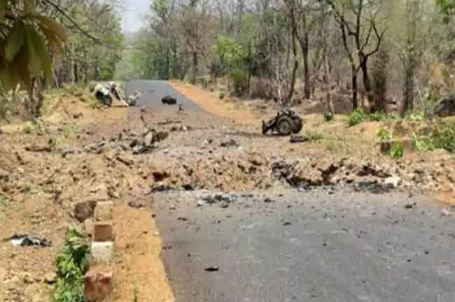 Naxal Gadchiroli Attack