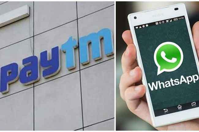 Paytm Whatsapp Logo