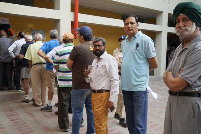 Punjab Voting 2019